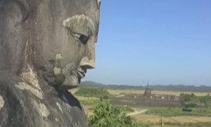 Thị trấn khảo cổ Mrauk U của Myanmar