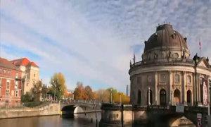 Berlin, thành phố lịch sử của châu Âu