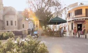 Thành phố Larnaka tươi đẹp của Cộng hòa Síp
