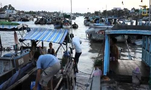 Cuộc sống ở Mekong dưới góc nhìn của nhiếp ảnh gia Mỹ