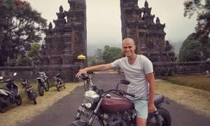 Chàng trai phượt xe máy 8.000 km không dùng bản đồ