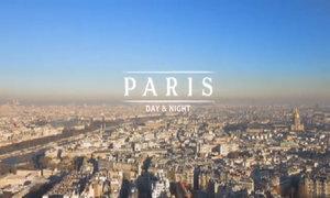 Vẻ đẹp Paris từ ngày sang đêm