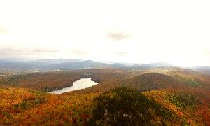 Sắc màu rực rỡ của mùa thu Vermont