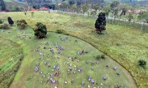 Cánh đồng chum Lào từ góc nhìn lạ