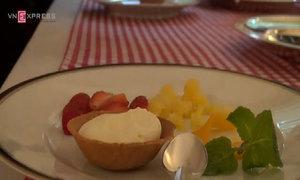 Học làm bánh tarte trái cây tại nhà riêng của Đại sứ Pháp