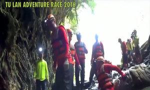 Cuộc đua mạo hiểm trong hang Tú Làn