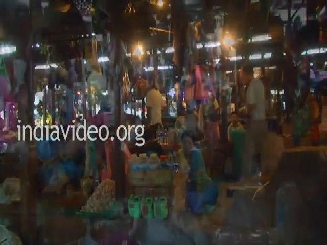 Khu chợ 500 tuổi chỉ có nữ giới ở Ấn Độ