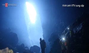Đại sứ đu dây, leo đá, đi thuyền trong hang Sơn Đoòng