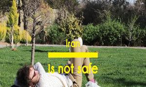 Tại sao 'đừng đến Iran'