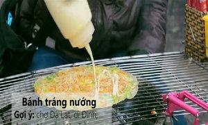 Những món nóng hổi trên đường phố Đà Lạt