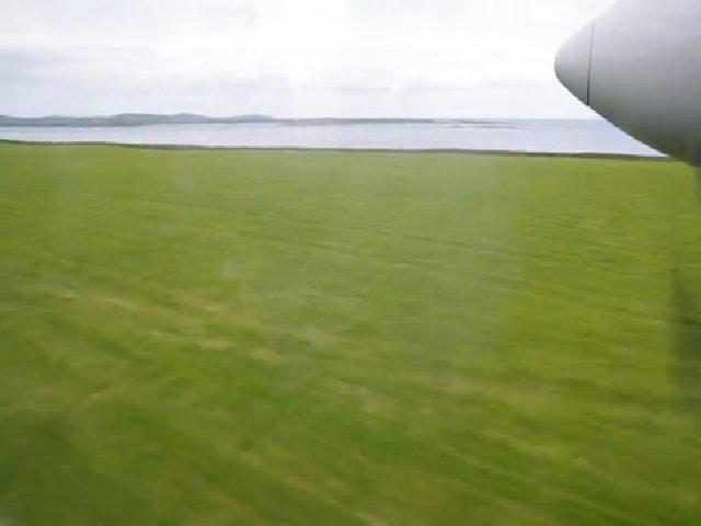 Chuyến bay nội địa ngắn nhất thế giới dài 47 giây