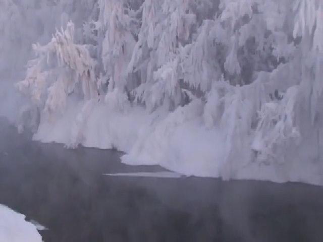 Nơi người dân 'đóng băng' khi ra khỏi nhà