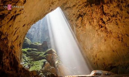 Hang Sơn Đoòng, thác Bản Giốc vào top kỳ quan thiên nhiên - Video embed - VnExpress Du lịch