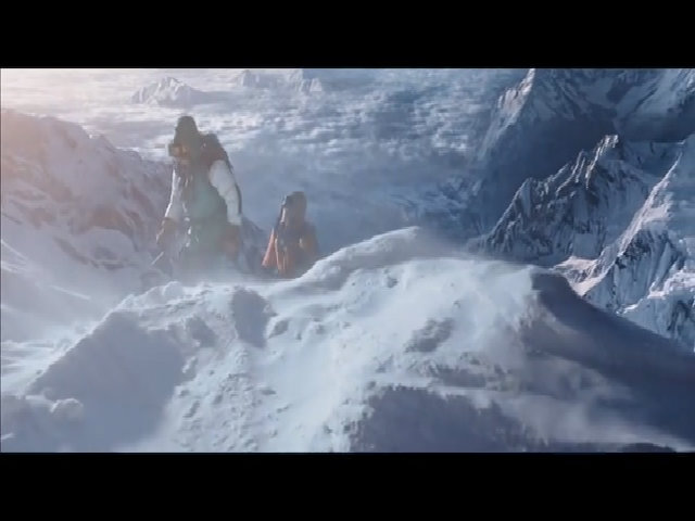 Everest hùng vĩ những cũng đầy nguy hiểm