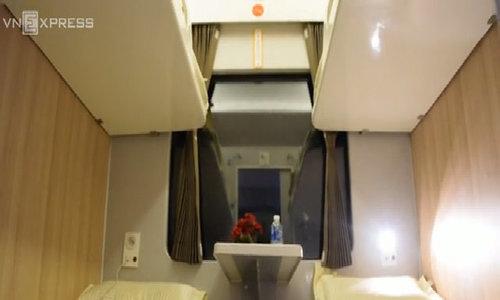 Tàu hỏa '5 sao' tiền tỉ phục vụ du khách đi TP HCM - Nha Trang