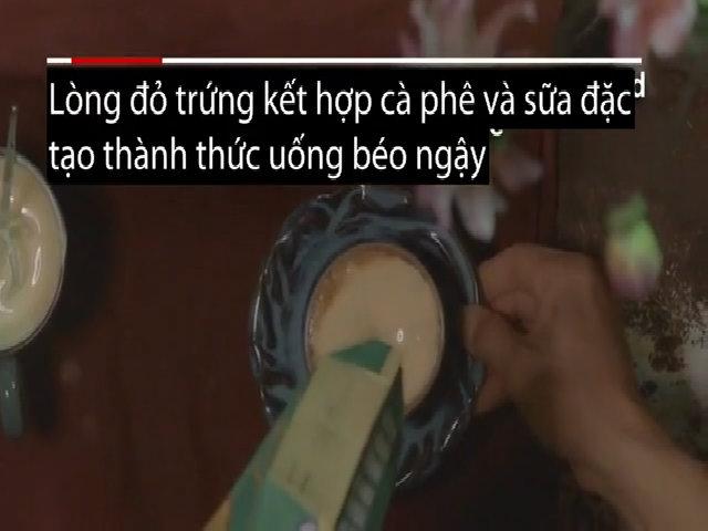 Chuyện về tách cà phê trứng 'huyền thoại' của Hà Nội