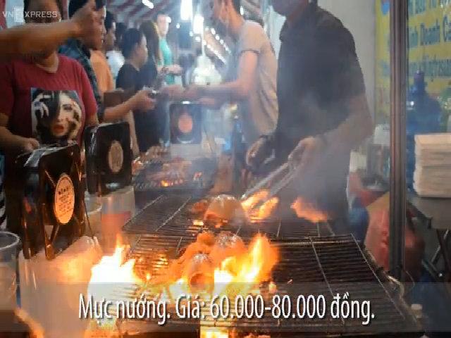 5 món nướng hút khách của ẩm thực đường phố Sài Gòn