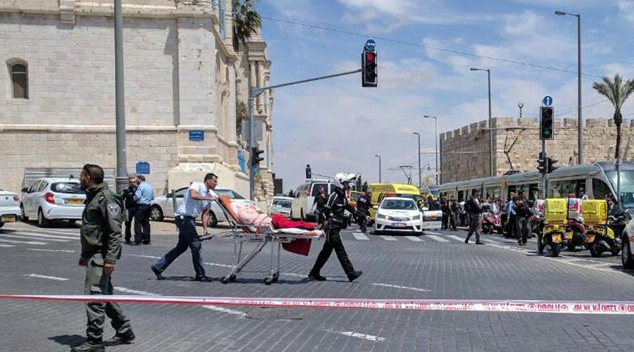 Du khách Anh bị kẻ tâm thần giết hại ở Israel