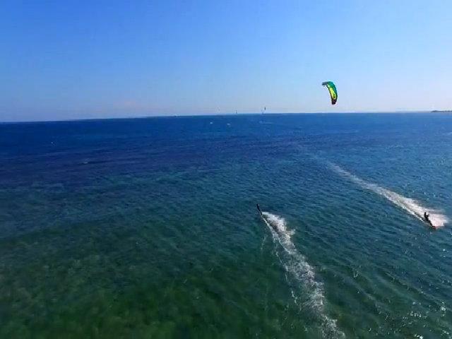 Lướt ván diều ở Mũi Né, trải nghiệm phải thử khi đến châu Á