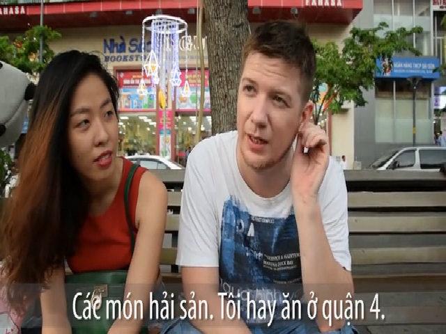 Khách Tây thích ăn gì nhất khi đến Sài Gòn?