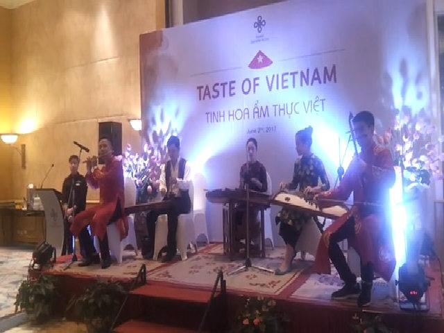 Tháng trải nghiệm ẩm thực ba miền tại khách sạn Hà Nội