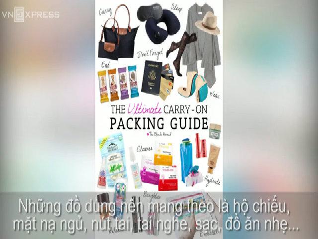 9 món đồ không thể thiếu cho kỳ nghỉ ở Hàn Quốc