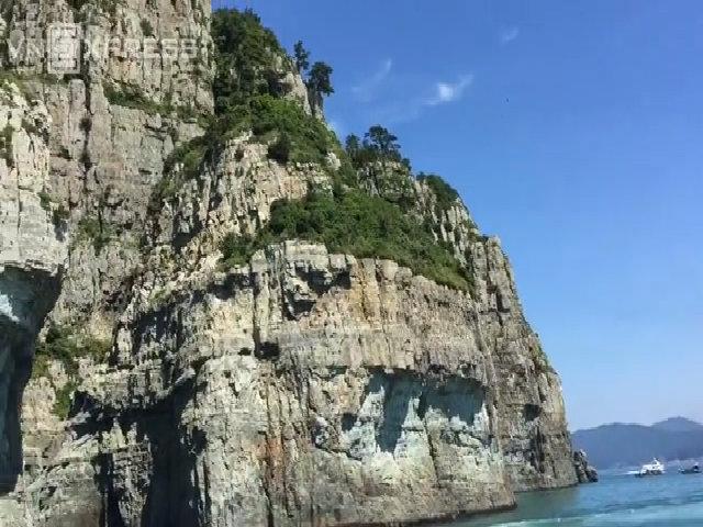 Đảo đá Haekumkang, Geoje, Hàn Quốc