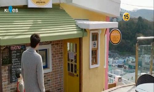 Làng bích họa Dongpirang trong phim 'Nice Guy'