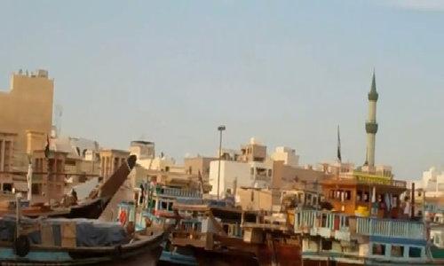 Những nét cổ kính của Dubai