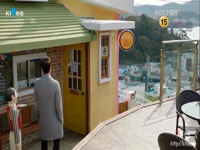 Làng bích họa Dongpirang nổi tiếng nhờ phim của Song Joong Ki