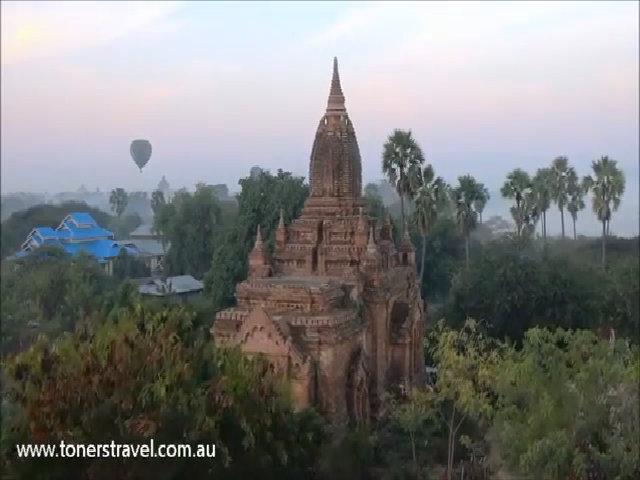 Du khách ngồi tù một tháng vì đi giày trong chùa Myanmar