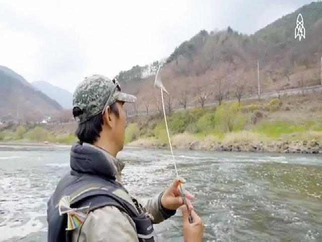 Nghệ thuật câu cá hơn 300 năm của người Hàn Quốc