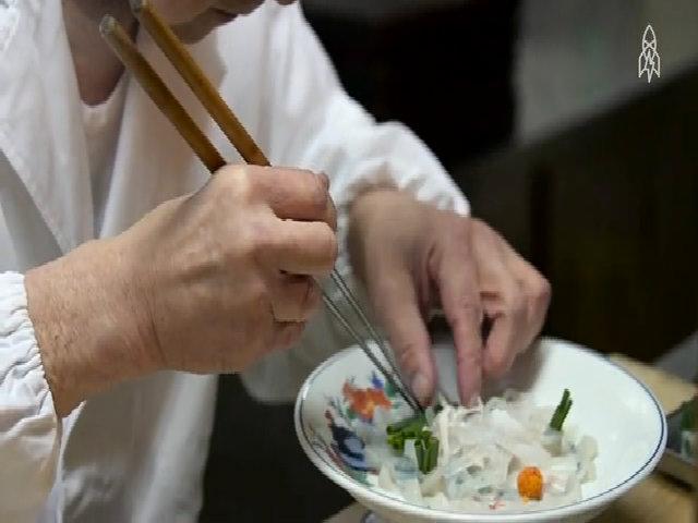 Bí truyền của đầu bếp làm món cá chết người