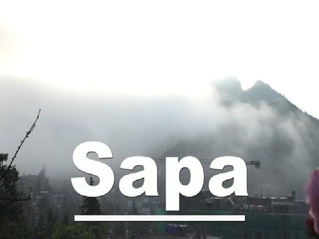 Ấn tượng khó phai về Sa Pa trong mắt người nước ngoài