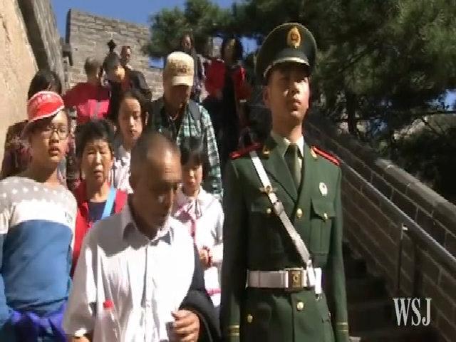 Lo tốn kém, khách Trung Quốc đổi gu du lịch gần nhà