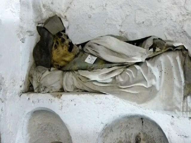 Rosalia Lombardo - xác ướp vẫn 'chớp mắt' sau gần một thế kỷ