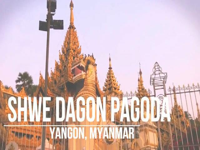 Chiều an yên trên miền đất Phật của cô gái Việt