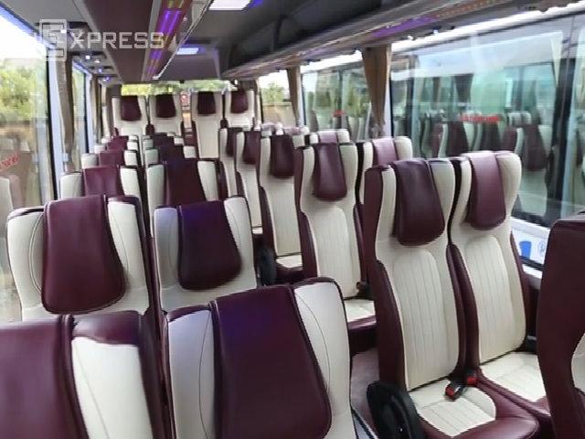 Gần 800 ô tô phục vụ vận chuyển khách dịp APEC