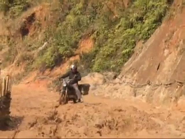 Huyền thoại Minsk - khi 'trâu sắt' tái xuất trên đường phượt Việt