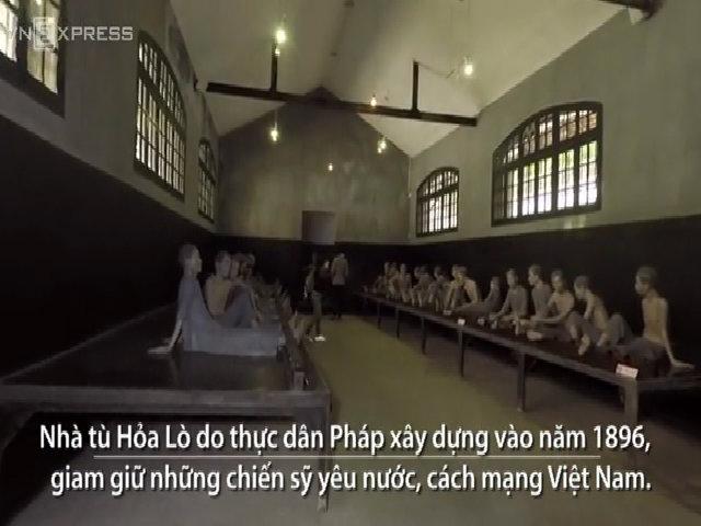 Nhà tù Hỏa Lò 'Địa ngục giữa trần gian'