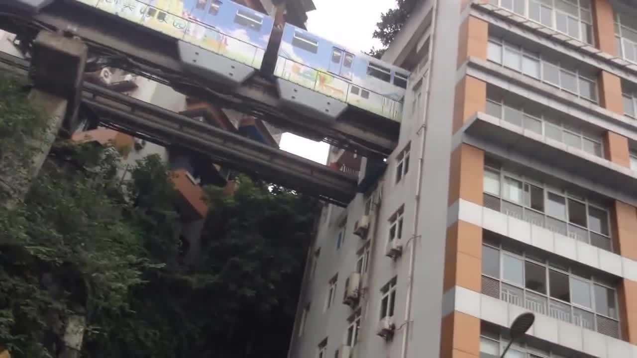 Trùng Khánh - thành phố của những điều bất ngờ