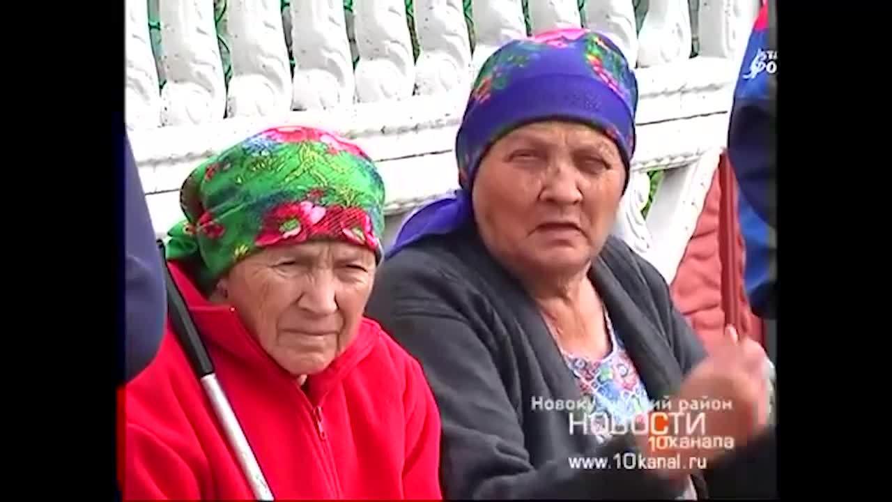 Hiện trạng của làng Bungur lên thời sự kênh truyền hình Nga 10kanal