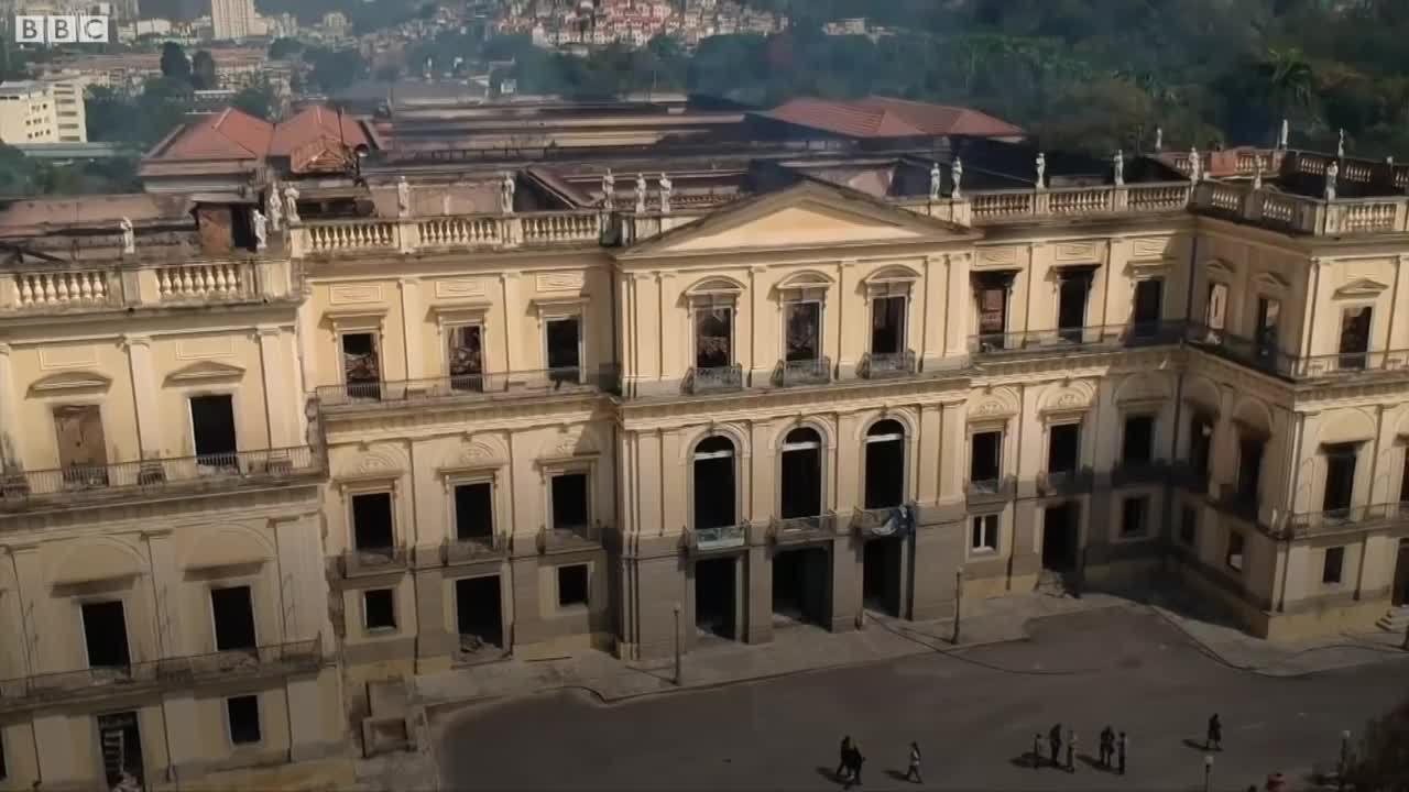 Bảo tàng Brazil