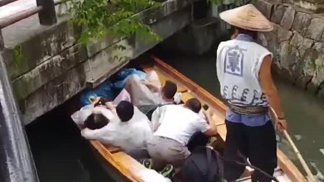Du lịch dưới gầm cầu kiểu Nhật khiến khách phát cuồng