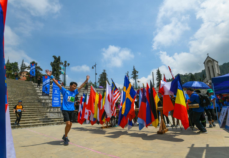 Ấn tượng về Sa Pa của những nhà vô địch marathon
