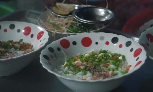 Bánh canh Vĩnh Trung ở An Giang