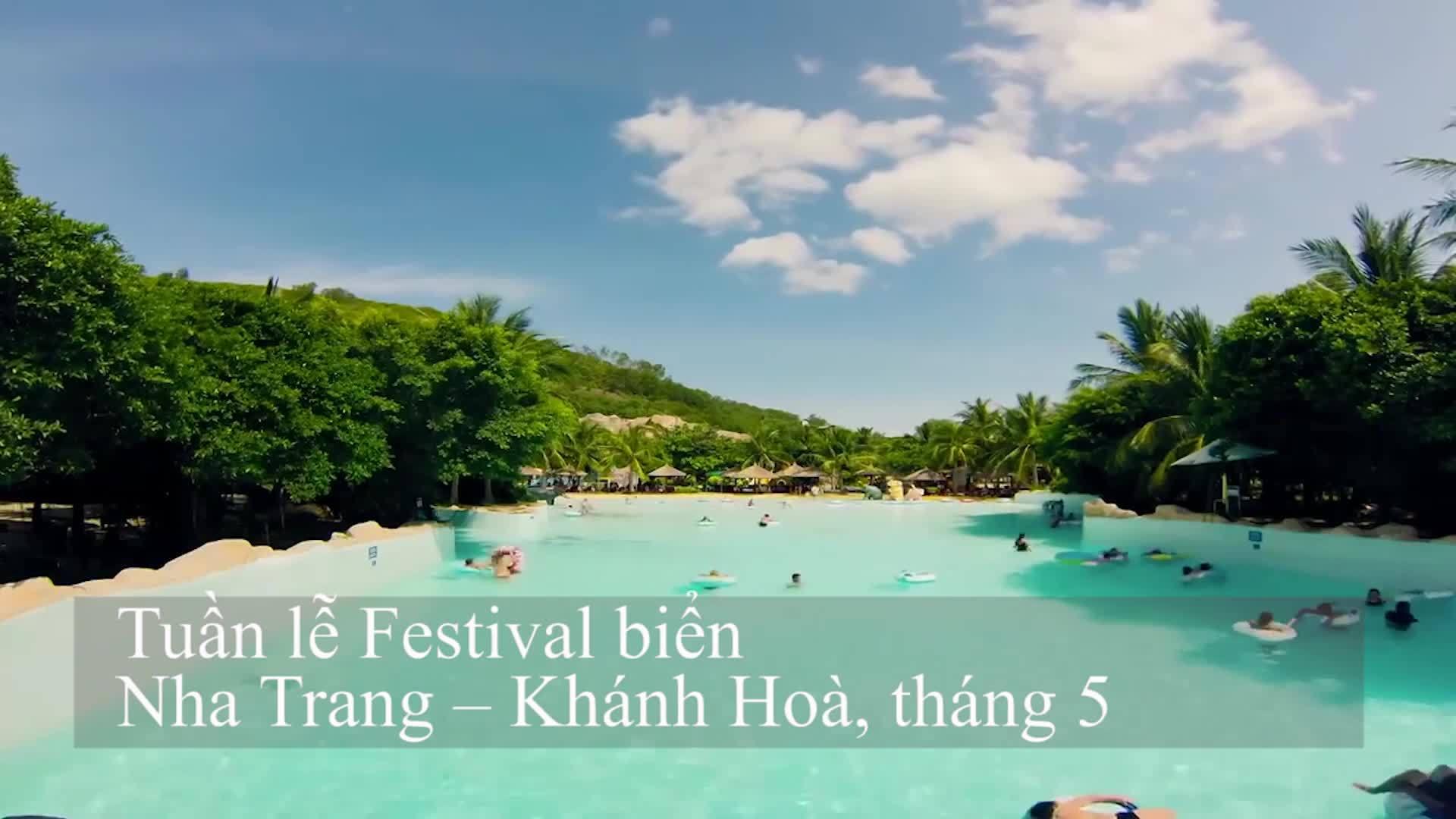 Khánh Hoà đăng cai Năm Du lịch quốc gia 2019