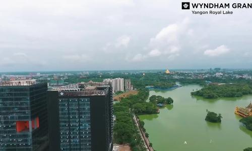 Tuyển Việt Nam ở Myanmar