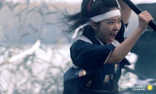 Những võ sĩ samurai nguy hiểm nhất của Nhật Bản là phụ nữ