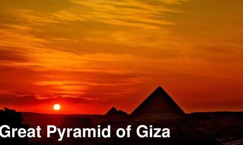 Kim tự tháp Khufu